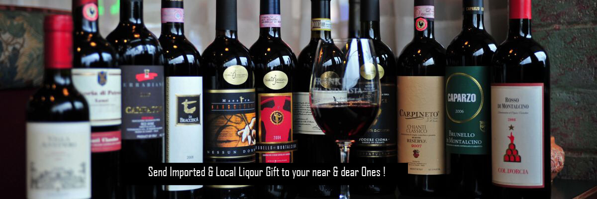 Send Liquor Gifts to Nepal